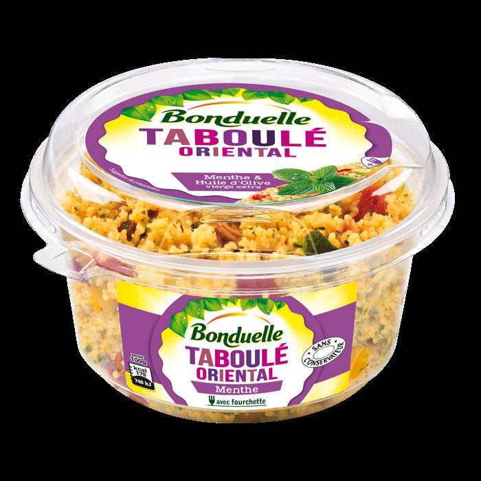 Taboulé Oriental Menthe et Huile d'Olive vierge extra 180g