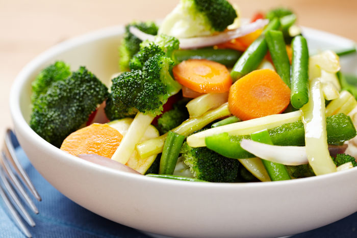 Poêlée de Légumes avec une touche de soja