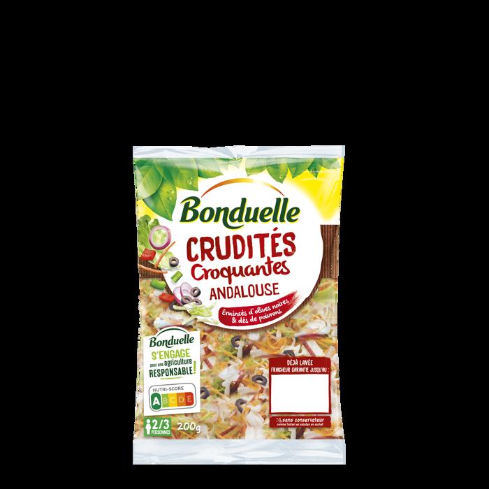 Crudités Croquantes - L'Andalouse