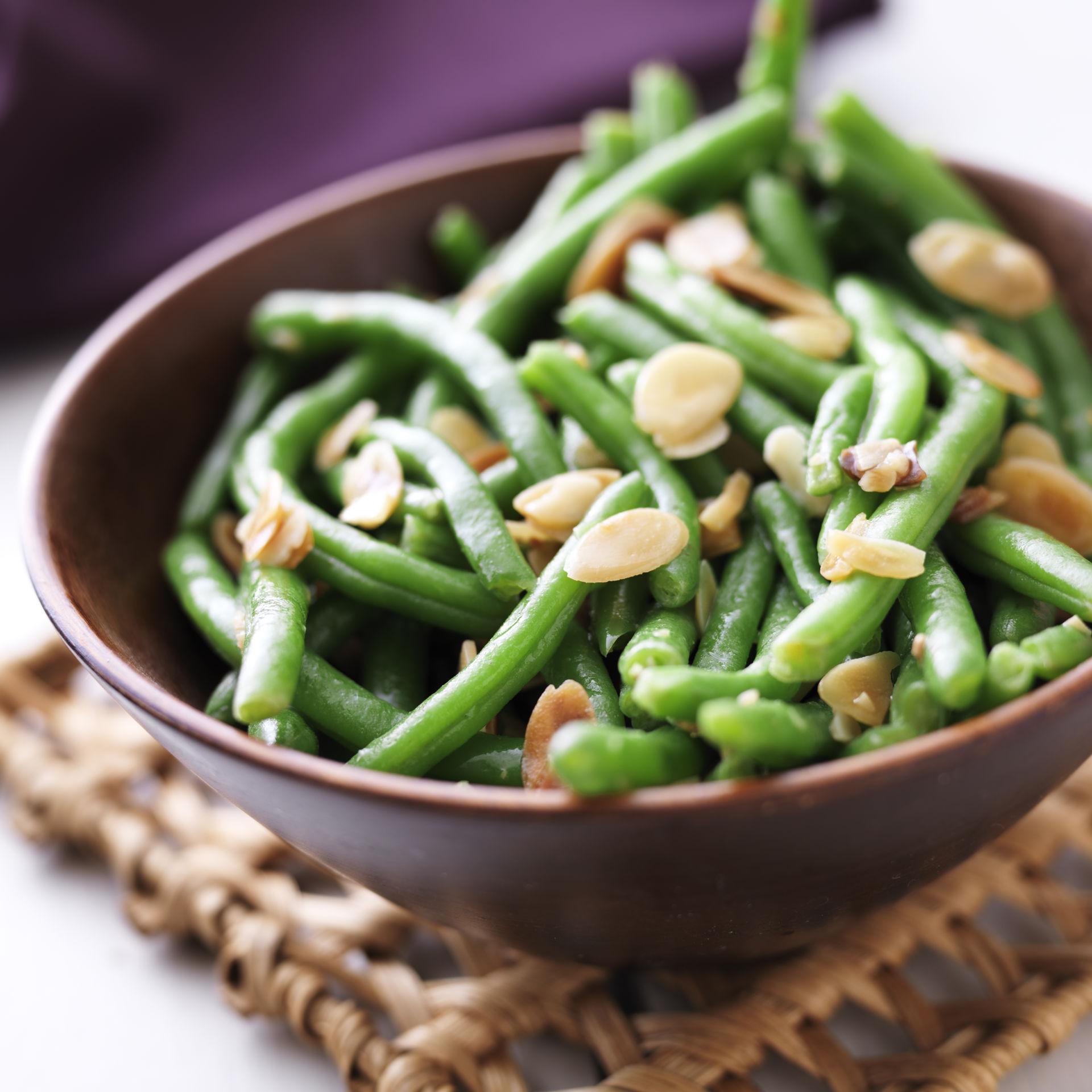 Vapeur Riche en goût Haricots Verts Extra-Fins et tendres