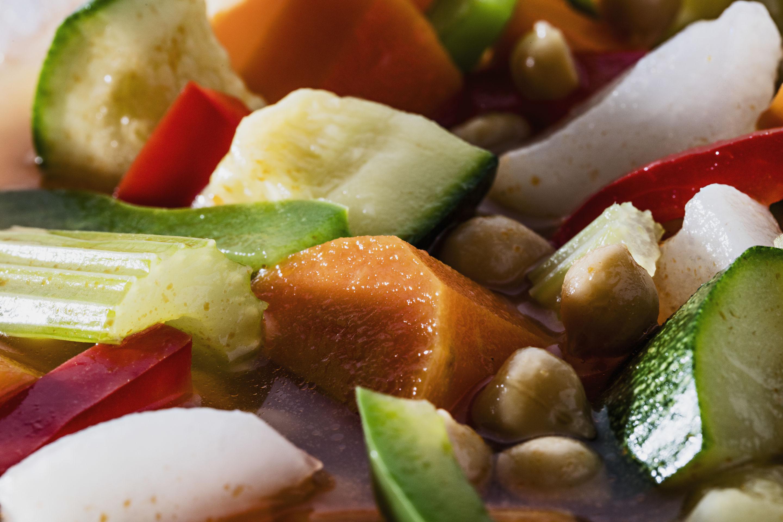 Légumes façon Couscous