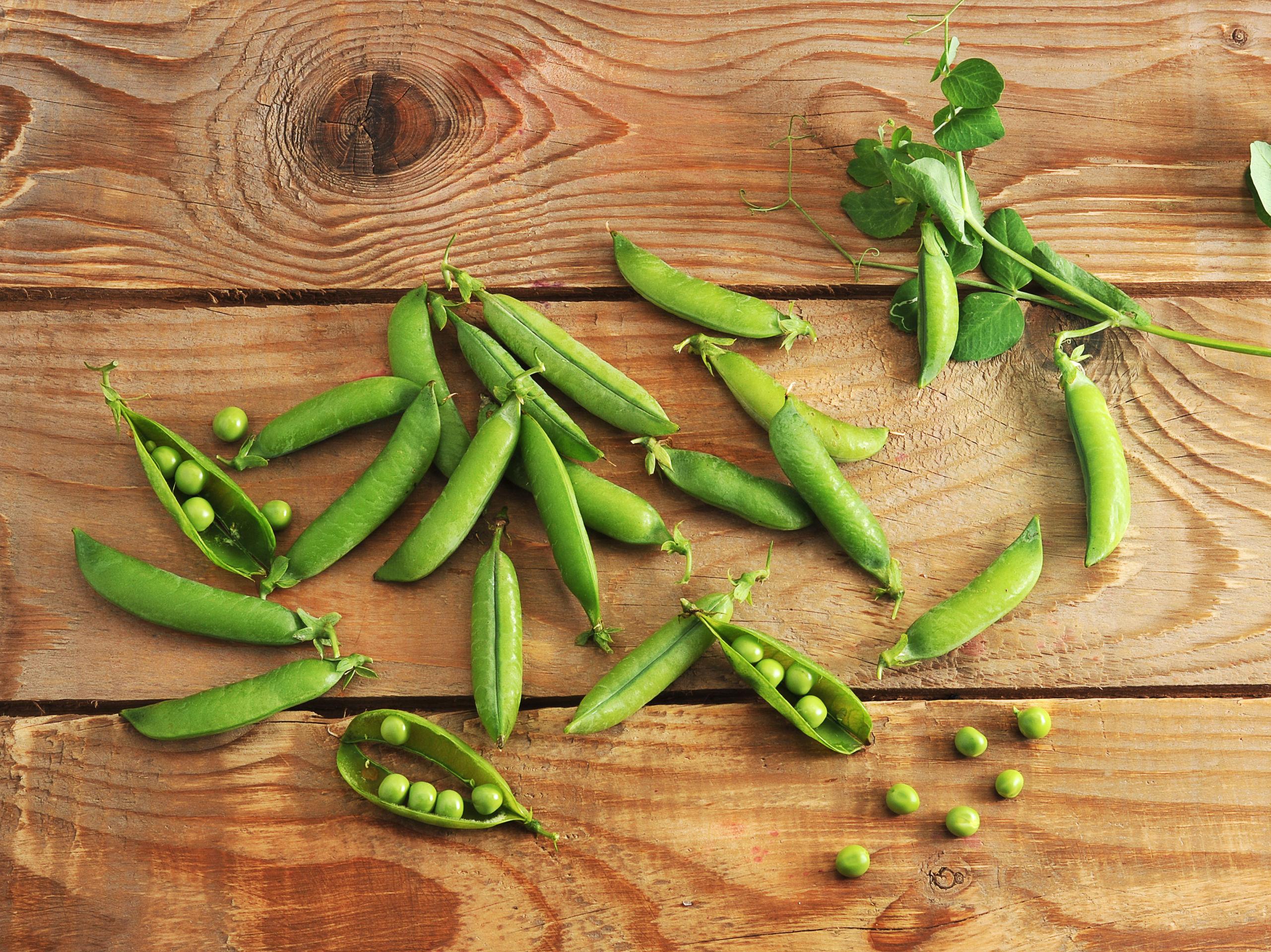 Petits Pois Bio     Légumes 100% Français