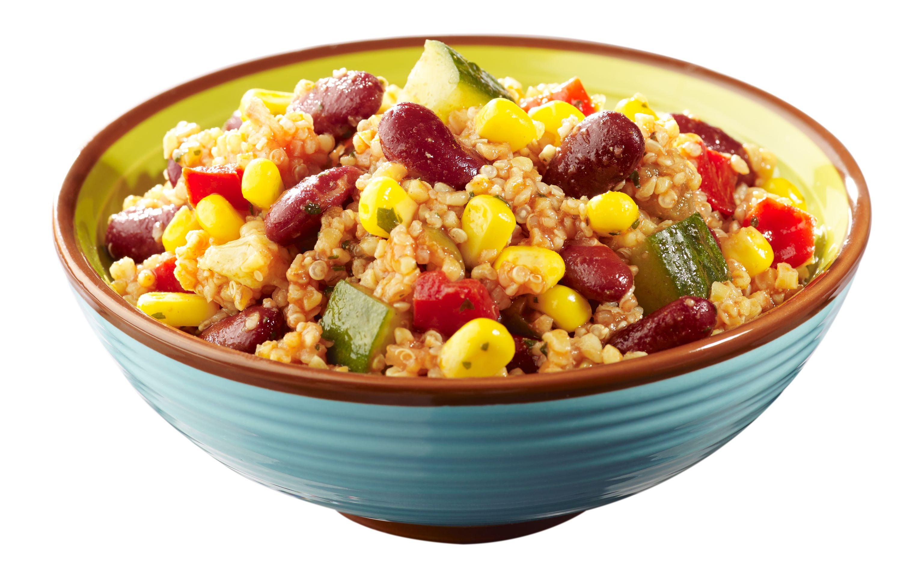 GRAINES DE SALADE - Boulgour, quinoa, cumin