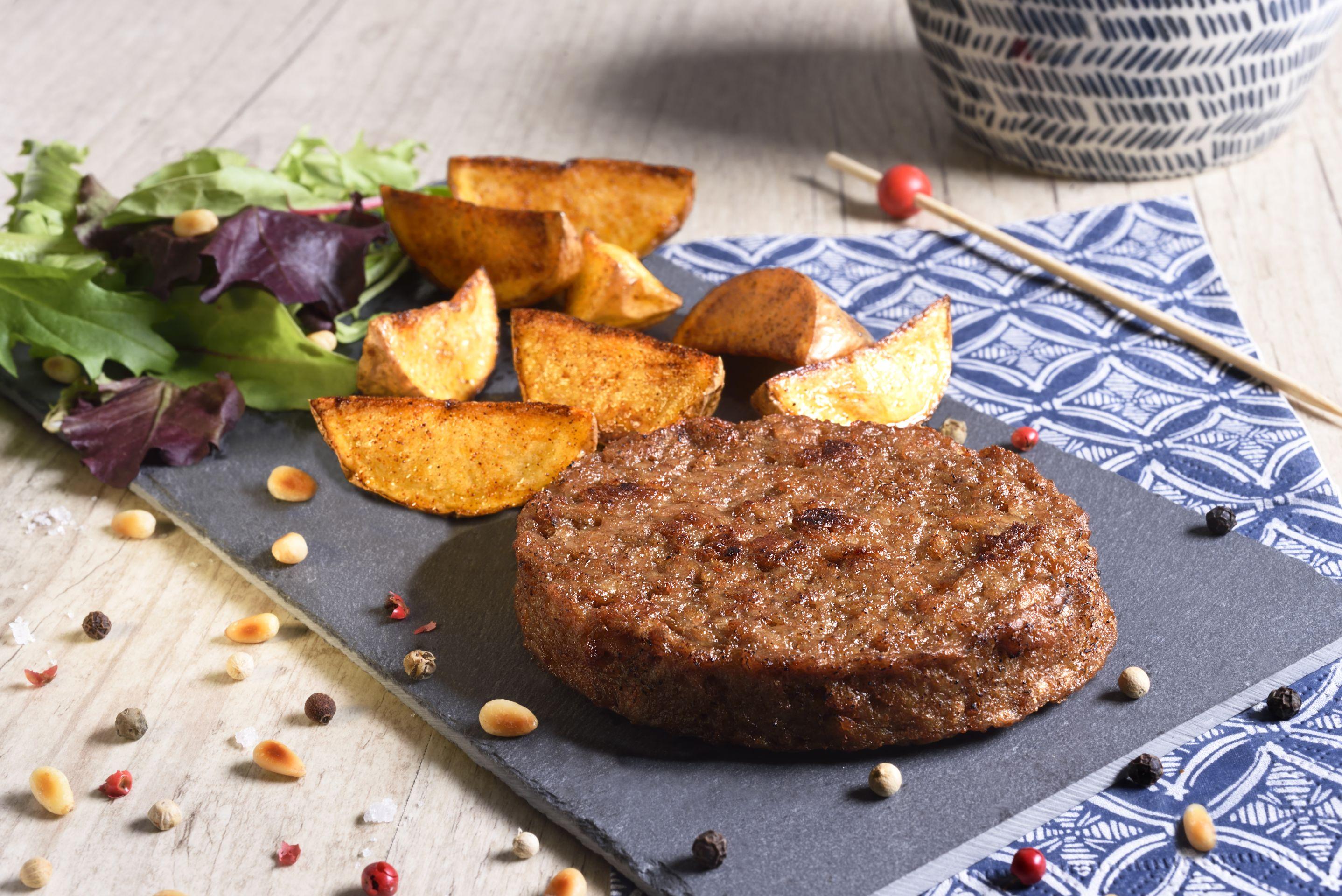 VeggissiMmm! Steak végétal - Le Classique