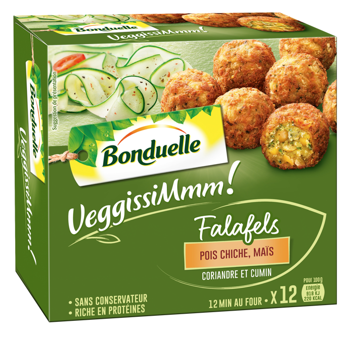 VeggissiMmm! Falafels