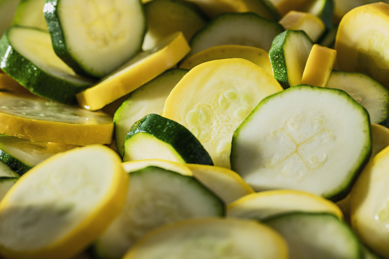 Galettes La Printanière - Duo de courgettes et petits légumes