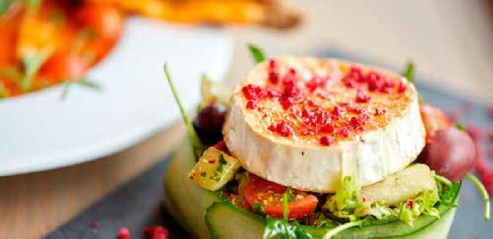 tapa vegetariana tomate queso verduras v2